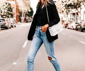 blogger, chanel, and chanel bag image