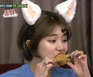 eating, food, and kpop image