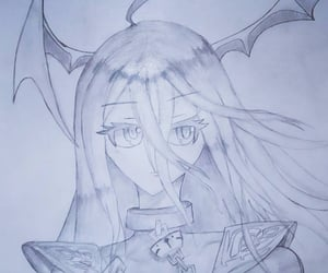 draw, gril, and ophelia image