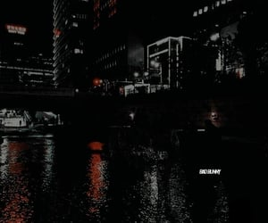 city, night, and theme image