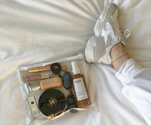 chanel, makeup, and beauty products image