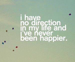 text, happy, and life image