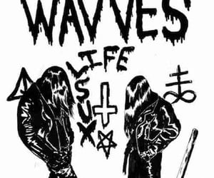 wavves and life sux image