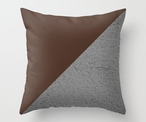 brown, cushion, and living room image