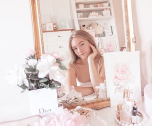 chanel, girly, and glam image