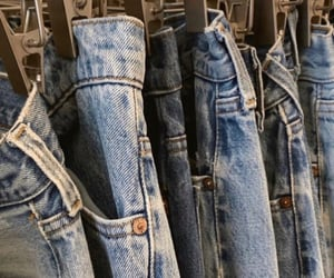 cool, jeans, and vintage image