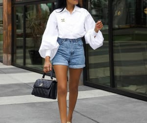blogger, outfit, and chanel image