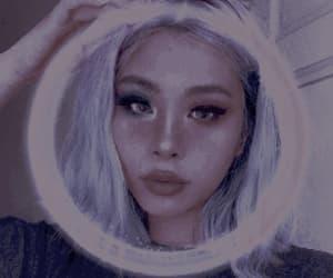 aesthetic, beautiful girl, and amino image