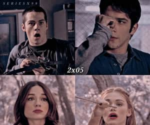 tw, tyler posey, and holland roden image