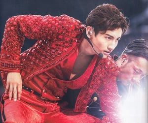 changmin, concert, and kpop image