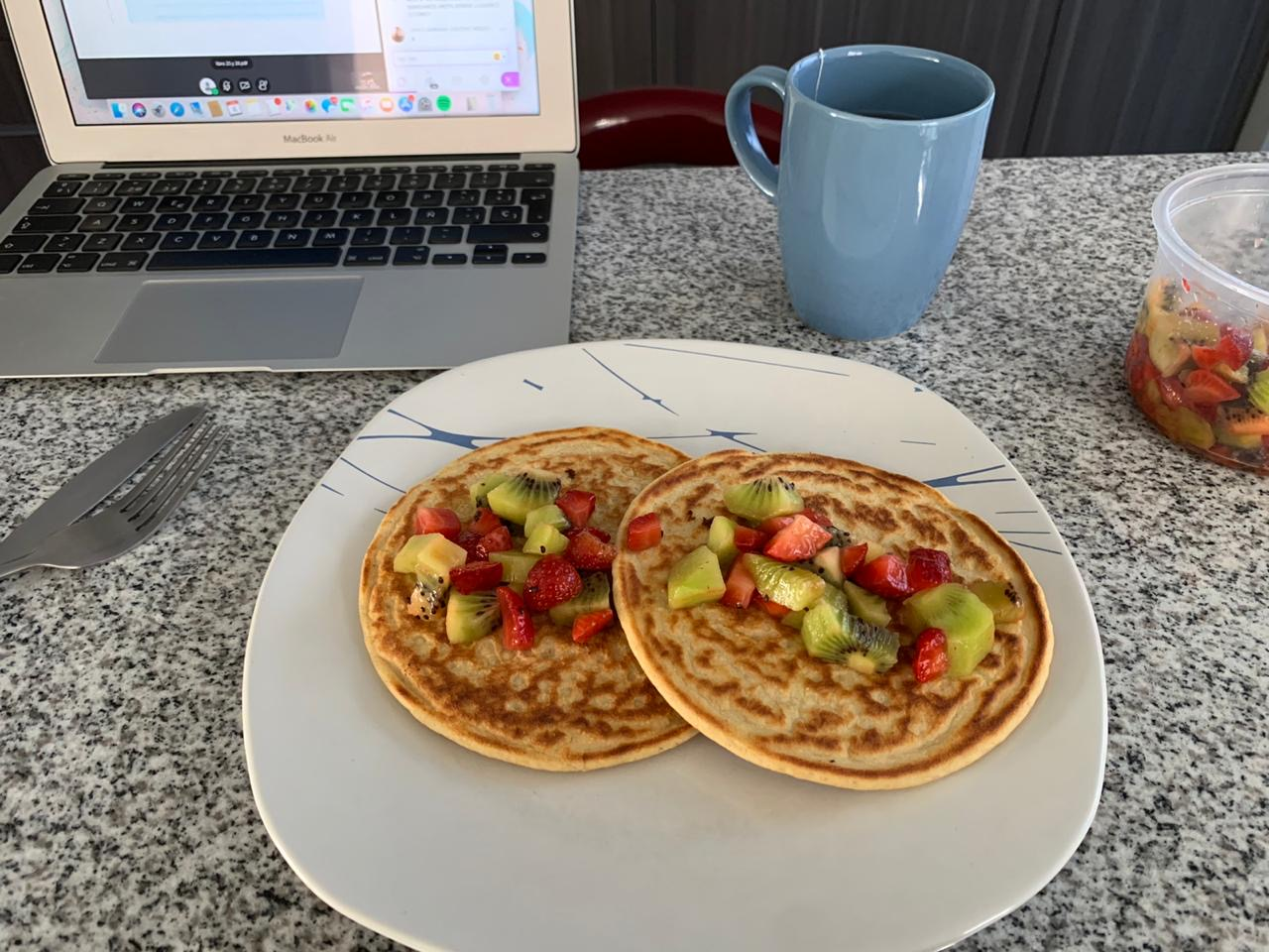 article, fitness, and fruta image
