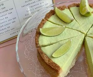 food, cake, and lime image
