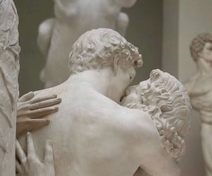 art, kiss, and aesthetic image