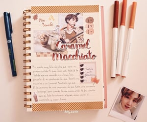 kpop, bts, and bujo image