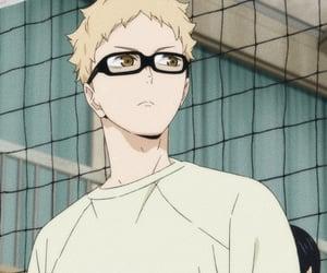 anime, haikyu, and volleyball anime image