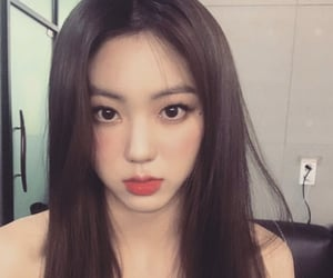 kpop, clc, and eunbin image