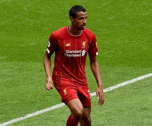 liverpool fc, germany nt, and joel matip image