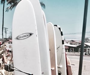 surf, summer, and travel image