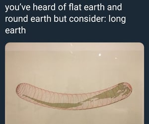 funny, cylinder, and earth image