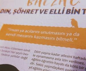 not, şarkı, and siir image