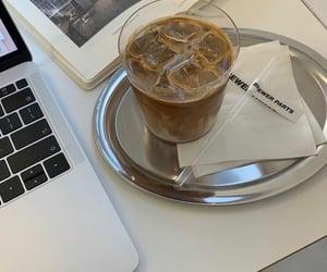 artsy, beige, and cafe image