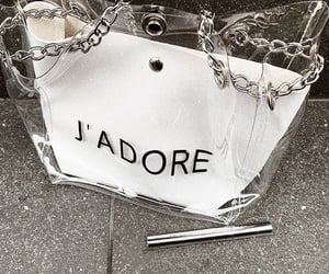 bag, fashion, and jadore image