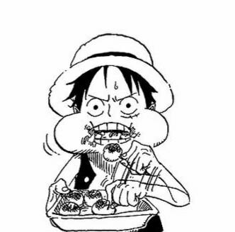 manga, op, and one piece image