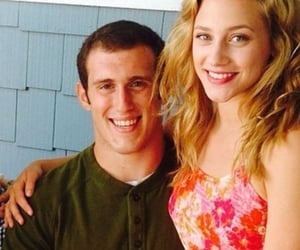 Relationship, couple, and lili reinhart image