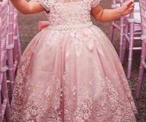 pink flower girl dress and lace flower girl dresses image