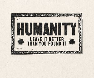 care, earth, and humanity image