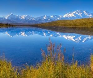 alaska, beautiful, and blue image