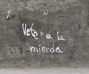 frase, quote, and street poetry image