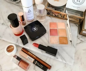 beauty, chanel, and goals image