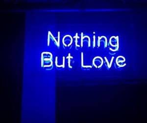aesthetic, blue, and love image
