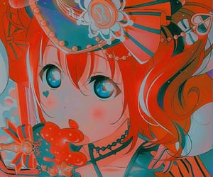 aesthetic, icons, and anime icons image