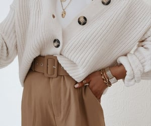 brown, fashion, and jewelries image