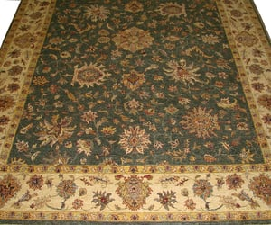 home decor, floor rug, and hand knotted rugs image