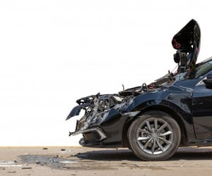 car accidents, boating accident, and trucking accidents image