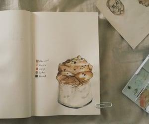 art, artists, and coffee art image
