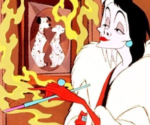 101 dalmatians, dalmatians, and disney image