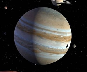 background, planet, and esthetic image