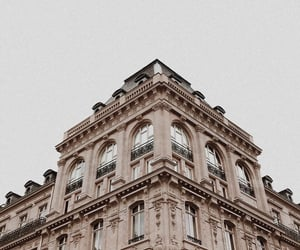 aesthetic, beige, and architecture image