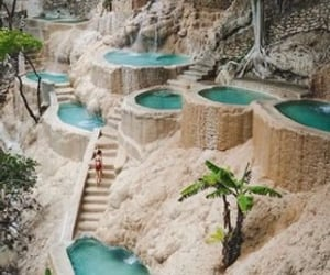 mexico, nature, and travel image