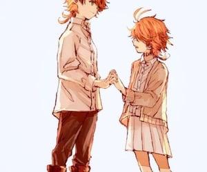 anime, emma, and fanart image