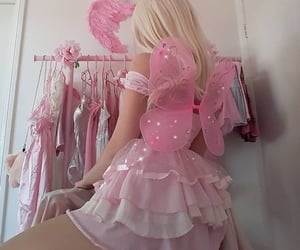 aesthetic, costume, and fairy image