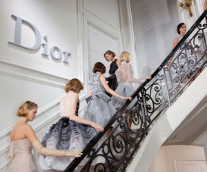 dior, fashion, and dress image