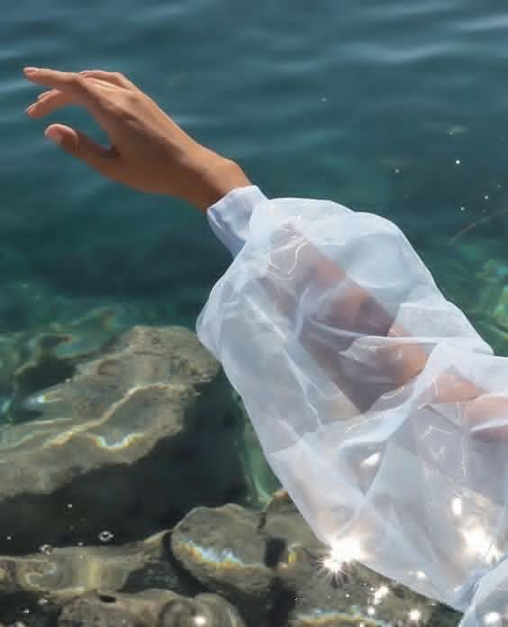 aesthetic, water, and sea image