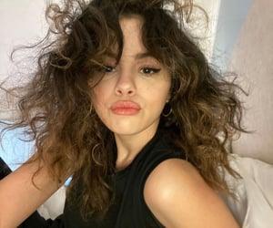beauty, selfie, and selena gomez image