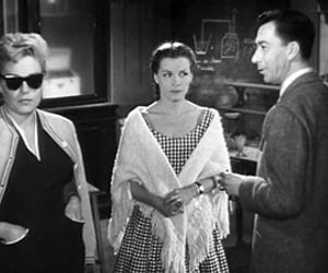 1955, french film, and clouzot image