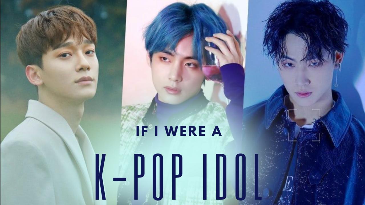 If I Were A Kpop Idol On We Heart It
